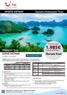 Catálogo TUI  Viajes Especial ULTIMAS PLAZAS 2017 - Page 7