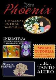 Phoenix Fanzine Extra #1
