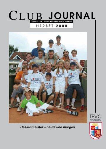 Club Journal - 2008 - Herbst.pdf - TEVC Kronberg