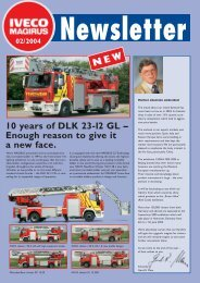 NEW 10 years of DLK 23-12 GL – Enough ... - IVECO MAGIRUS