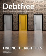 Debtfree Magazine Sept 2017
