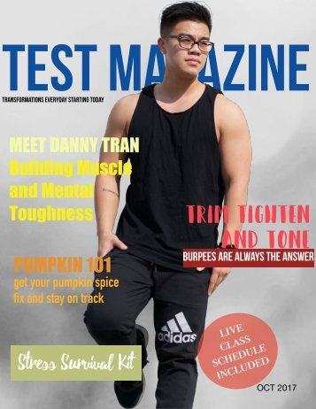 TEST MAGAZINE October2017