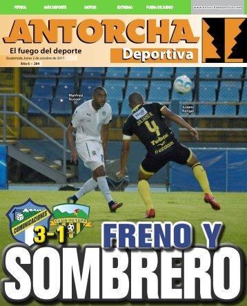 Antorcha Deportiva 284
