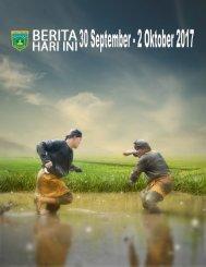 e-Kliping 30 September - 2 Oktober 2017