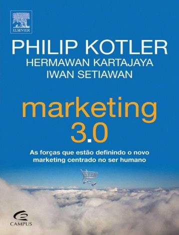 Marketing 3.0 - Phillip Kotler