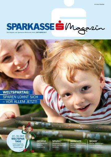 SPARKASSE Mühlviertel-West Magazin