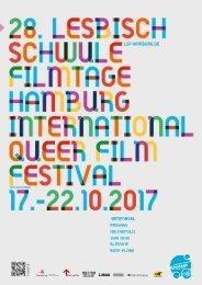 28. Lesbisch Schwule Filmtage Hamburg – Programmheft