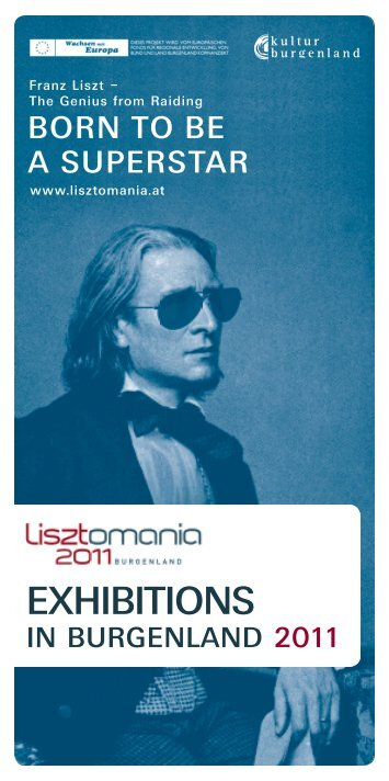 AUSSTELLUNGEN EXHIBITIONS - Lisztomania 2011