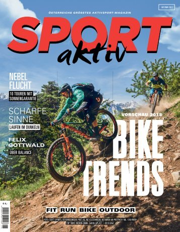 SPORTaktiv Magazin Oktober 2017