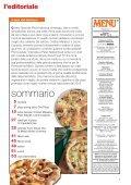 MENU Speciale Pizze - Settembre 2017 - Page 3