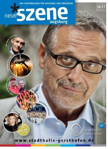 Neue Szene Augsburg 2017-10