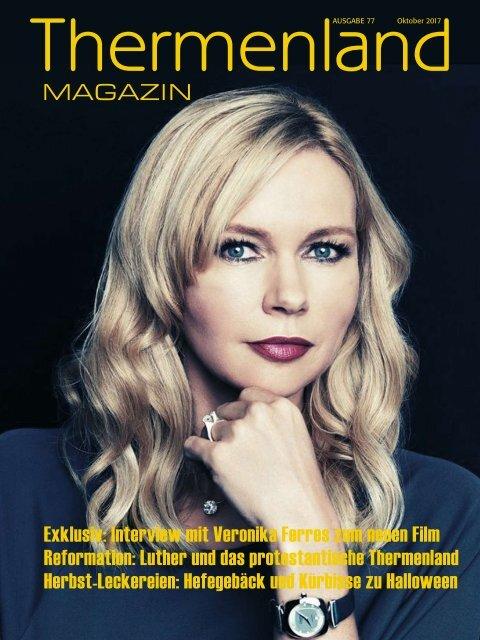 Thermenland Magazin, Oktober 2017