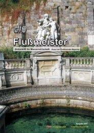 Bund der Flußmeister Bayerns Zeitschrift für Wasserwirtschaft im ...