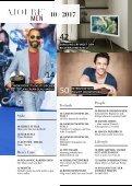 AJOURE´ Men Magazin Oktober 2017  - Seite 4