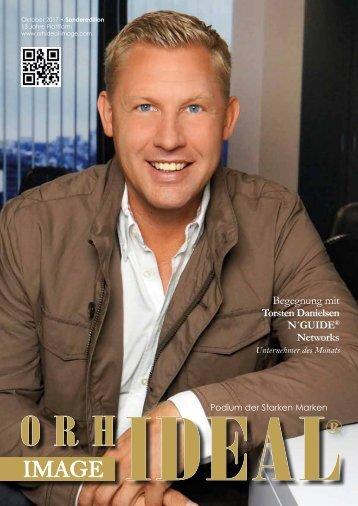 Orhideal IMAGE Magazin - Oktober 2017