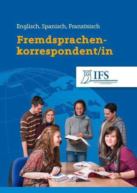 Fremdsprachen- korrespondent/in - IFS Schweinfurt