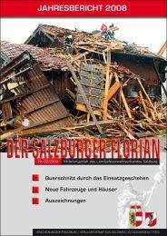 JAHRESBERICHT 2008 - Landesfeuerwehrverband Salzburg