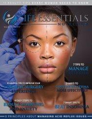 Life Essentials Magazine - October 2017