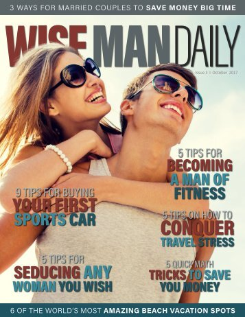 Wise Man Daily - October 2017