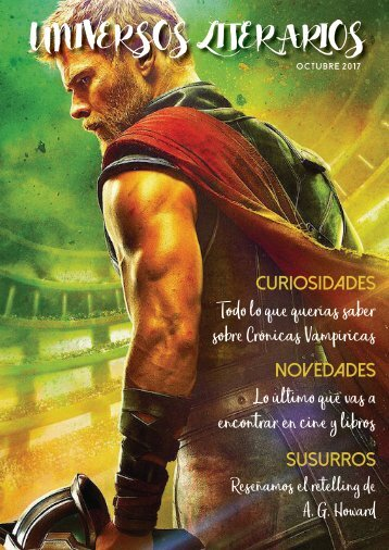 Universos Literarios Octubre 2017