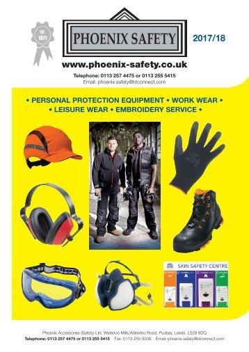 Phoenix Safety Catalogue 2017-2018