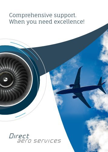 Direct Aero Services Company Brochure
