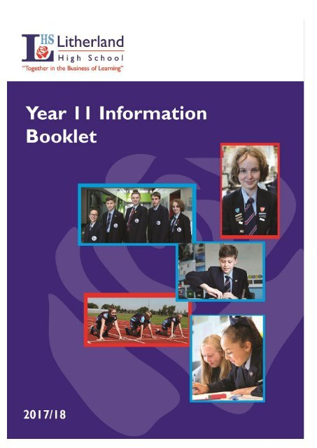 LHS Year 11 Information Booklet 2017-18
