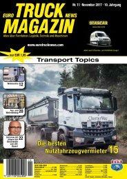 Euro Truck News Digital Nr. 11/2017