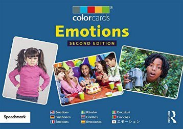 Emotions-Colorcards