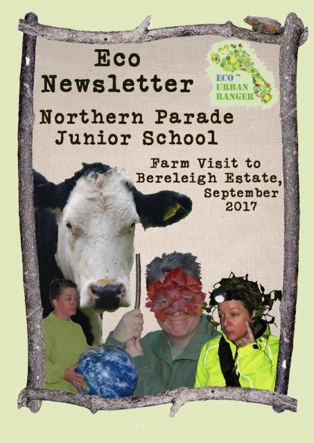 Bereleigh Farm Visit Sept 2017 Newsletter