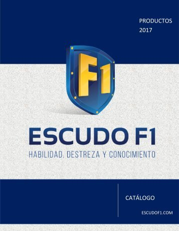 CATALOGOS PRODUCTOS 2017