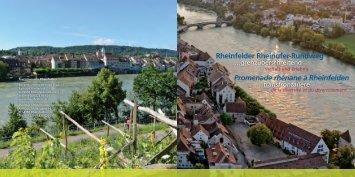 Der Rheinfelder Rheinufer-Rundweg - Energiedienst AG