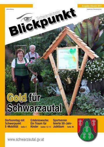 Blickpunkt 3. Ausgabe 2017