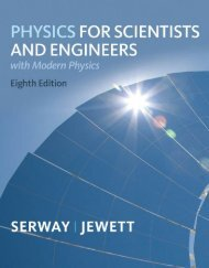 Physics for Scientists and Engineers 8th Edition Ebook