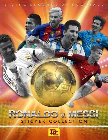 Ronaldo v. Messi