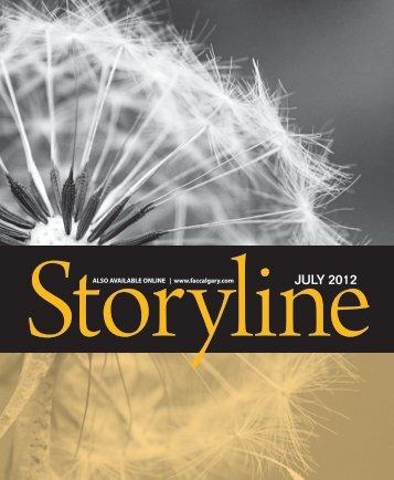 Storyline Summer 2012