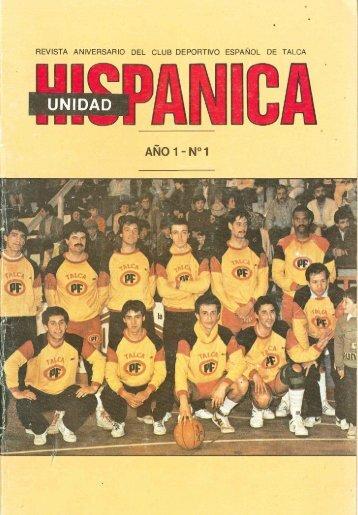 Unidad Hispanica