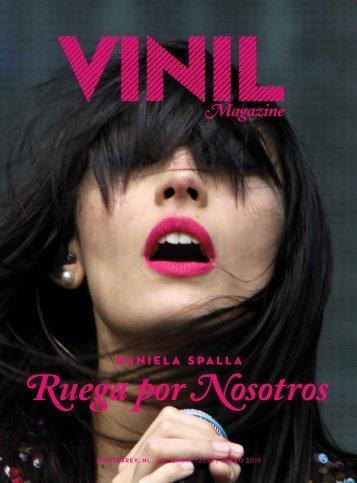 Vinil Magazine Daniella Spalla