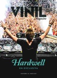 Vinil Magazine Hardwell