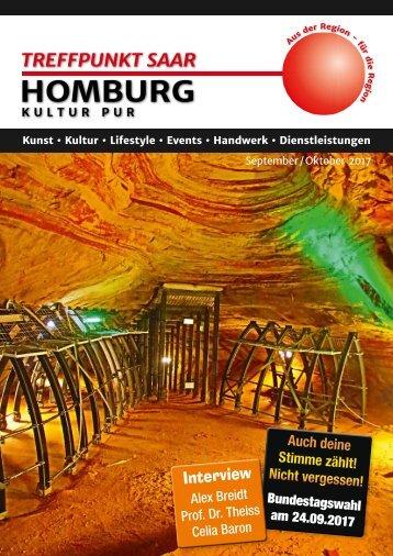 Treffpunkt Homburg September 2017