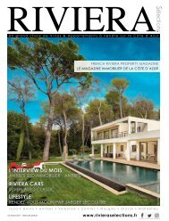 Riviera Sélections - Octobre 2017