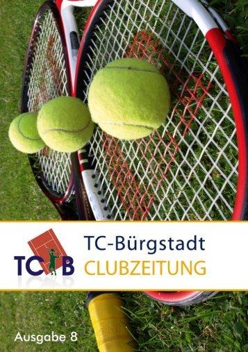 tcb - clubzeitung 2011 - TC Bürgstadt