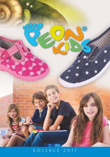Katalog dětské obuvi