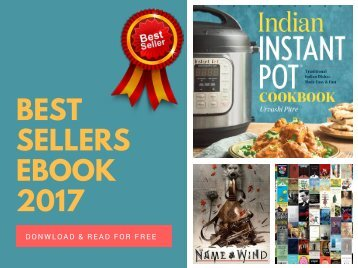Best Sellers eBook 2017