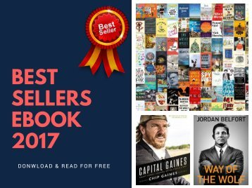 Free eBooks Best Sellers