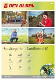 Bedrijfspresentatie NL 2018