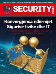 3rd Infocom Magazine (December 2016) - Security World Issue