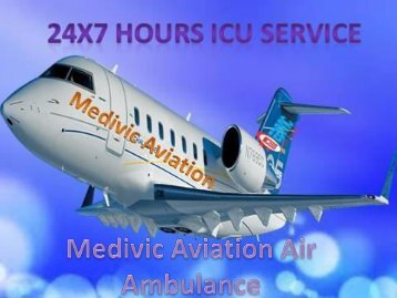 India Based Air Ambulance from Kolkata to Vellore-Medivic Aviation