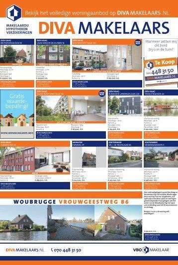 DIVA Makelaars, weekblad Zuidwesterkrant week 40