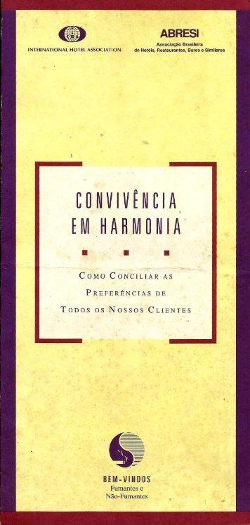 CAT_ O EMBUSTE DO CONVIVÊNCIA EM HARMONIA